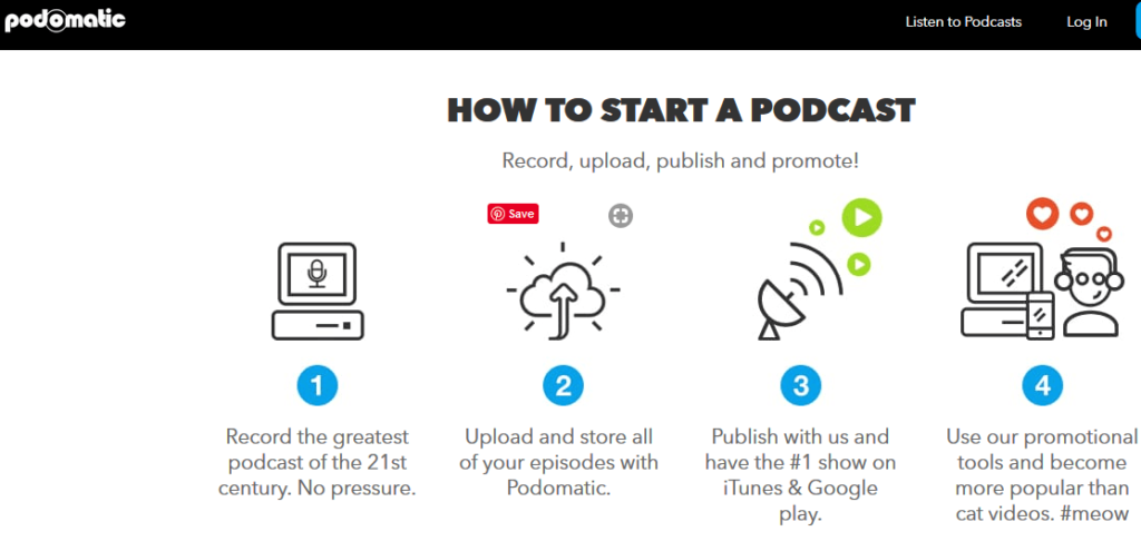 best way to host a podcast
