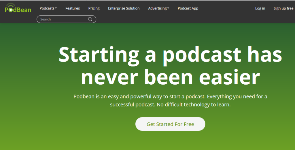 podcaster free
