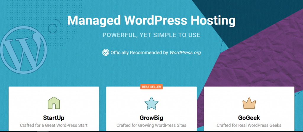 siteground managed wordpress hosting review