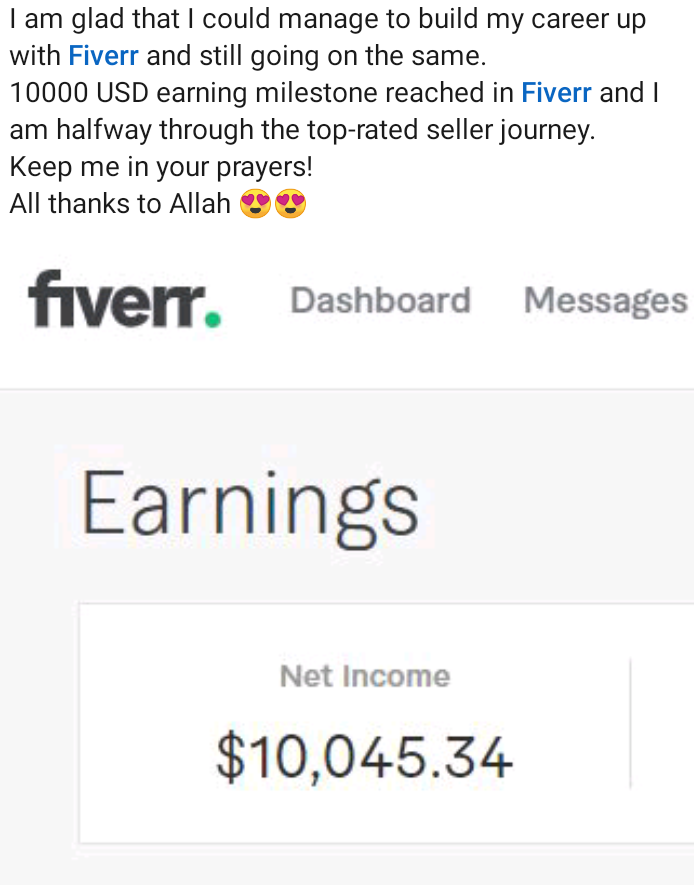 fiverr gig example